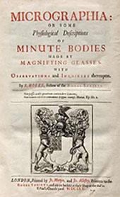 MicrographiaTitlePage