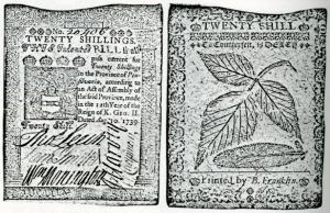 ben-franklin-leaf-currency